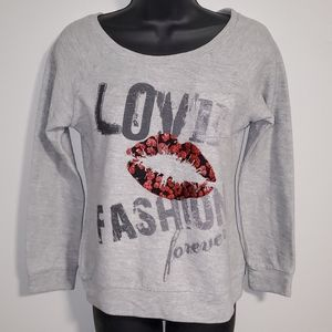 *Bongo* Love 💋 Fashion Sweater